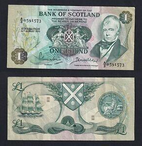 Scozia 1 pound 1970 BB+/VF+  C-10