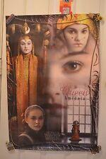 STAR WARS THE PHANTOM MENACE Queen Amidala Movie Poster Episode 1 1999 (B)
