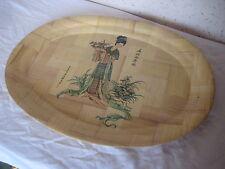 Plateau en bambou 41,5 x 30 cm
