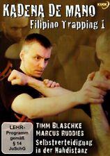 Kadena De Mano Filipino Trapping Vol.1 DVD Timm Blaschke  Arnis Kali Eskrima JKD