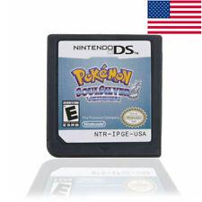Pokemon: Soul Silver SoulSilve Version (Nintendo DS, 3DS) Game Card Cartridge