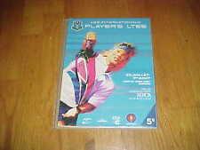 1993 Les Internationaux Players LTEE Tennis Program Montreal Canada