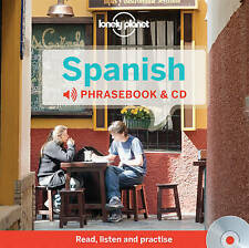 Lonely Planet Spanish Phrasebook and Audio CD (Lonely Planet Phrasebook: Spanish