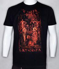 BATUSHKA Ян LITOURGIYA OFFICIAL BLACK T-SHIRT alle Größen Батюшка Black Metal