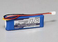 RC Turnigy 1600mAh 2S 20C Lipo Pack (Losi Mini Compatible)