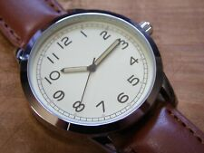More details for british soldiers military army paratrooper 1940s ww2 watch ox&bucks li