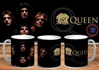 Queen rock band Mug 110z Freddie Mercury #3
