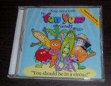 CD. Sing Along with the Fun Yum Friends. 2005 Better World Health Pty Ltd