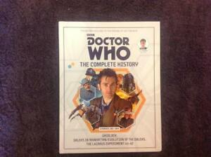Doctor Who The Complete History series Volume 55 stories 181 to 184 Book BBC
