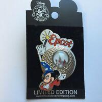 WDW - Piece of Disney History 2005 - Spaceship Earth LE 2500 - Disney Pin 43016