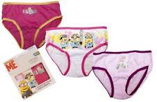 Sous-vêtements multicolore pour fille de 6 à 7 ans