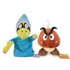 2pcs Super Mario Bros Magikoopa and Goomba Plush Doll Figure Stuffed Soft Toy