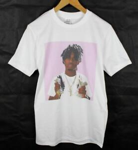 Playboi Carti White T-Shirt S-3XL rap cashcarti a$ap mob rocky lil uzi