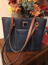 Dooney & Bourke Handbag tote Lexington Blue