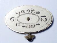 Vintage Bewegung Uhren- Mechaniken Für