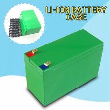 12V 10Ah 3S 7P Li-ion Battery Case+Holder for DIY 18650 Powerwall Battery Pack K