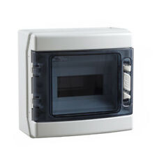 Tableau Coffret électrique étanche 8 modules IP65 par IDE (Réf: CDN8PT)
