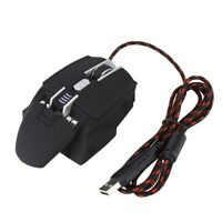Professional USB Wired Optical Gaming Mouse 7200DPI LED 7 Buttons Mice For PC AP