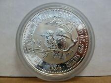 1994 Australia Kookaburra 10 oz. Silver .999 Uncirculated Coin