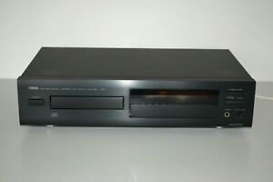 Yamaha CDX-860 Audiophile CD Player Hi-Fi Stereo Separate MADE IN FRANCE