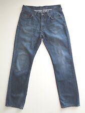 TOMMY HILFIGER Madison Regular Fit Men's Straight Leg Jeans W34 L34