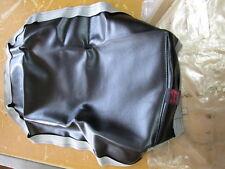NOS Travelcade Black Vinyl Seat Cover 1987-1988 Kawasaki KLF185 Bayou AM160