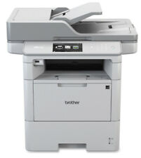 Brother MFC-L6750DW Laser Multifunction Printer 5 YEAR WARRANTY PARTS & LABOR