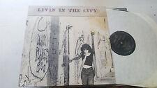 ASTRA LI Livin In The City LP private '87 original vinyl riffraff livin' oop rar