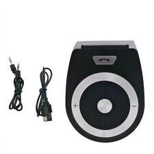 Auto Bluetooth Freisprecheinrichtung Lautsprecher Noise Cancelling Player Neu
