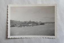Vintage 40s/ 1947 B/W Photograph. View from HMS Georgic. Aden (Yemen)