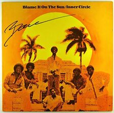 """12"""" LP - Inner Circle - Blame It On The Sun - A3759 - washed & cleaned"""