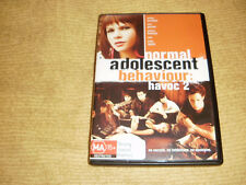 HAVOC 2 Normal Adolescent Behaviour 2007 DVD Ambaer Tamblyn kelli garner R4