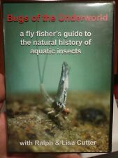 Bugs of the Underworld (Dvd). Fly fishing