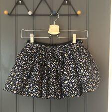 Jack Wills Floral Navy Tutu Skirt Size 8
