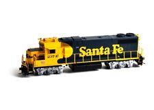 Athearn ATHG65443 HO Scale GP38-2 SF #2375 Locomotive w/ DCC & Sound