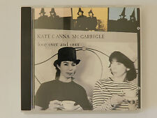 CD Kate & Anna McGarrigle Love over and over