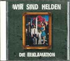"""WIR SIND HELDEN """"Die Reklamation"""" CD-Album"""