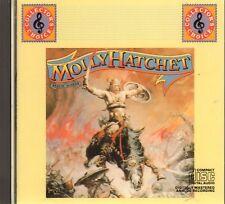 Molly Hatchet(CD Album)Beatin the Odds-