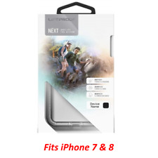 Original Lifeproof NEXT Case Cover For Apple iPhone 7 / 8 (Black Crystal)