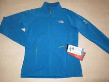 The North Face Women Flux Power Stretch Full Zip Jacket Brilliant BlueM-NWT$130