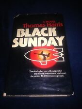 THOMAS HARRIS, BLACK SUNDAY, 0340200596