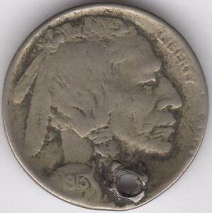 1913 S U.S.A.Buffalo Nickel   Key Date   World Coins   Pennies2Pounds