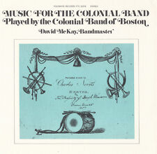 Colonial Band of Bos - Music for the Colonial Band [New CD]