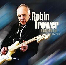 Compendium 1987-2013 by Robin Trower (CD, Dec-2013, 2 Discs, Repertoire)