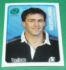 N°40 M. LESLIE COTLAND ECOSSE MERLIN RUGBY WORLD CUP 1999 PANINI COUPE MONDE