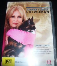 Catwoman Joanna Lumley 2009 The Perfect Program For Cat Lovers (Aust Reg 4) DVD