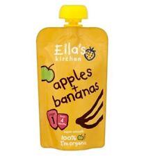 Ella'S Kitchen Apples + Bananas Stage 1 From 4 Months 120G