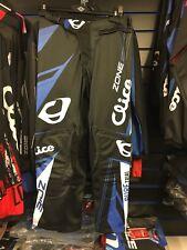 Clice Zone clothing Riding  Kit trousers Medium blue Black White Gasgas Sherco