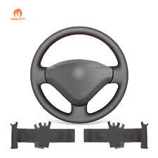 Artificial Leather Steering Wheel Cover for Peugeot 207 Partner Citroen Berlingo
