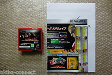 The King of Fighters Neowave Sammy Atomiswave Arcade Game Japan